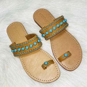 ✨Anthropologie Mystique Sandals ✨
